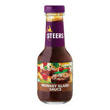 Steers Monkey Gland Sauce 375ml