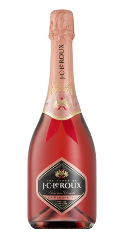 J C Le Roux La Fleurette 70cl bottle