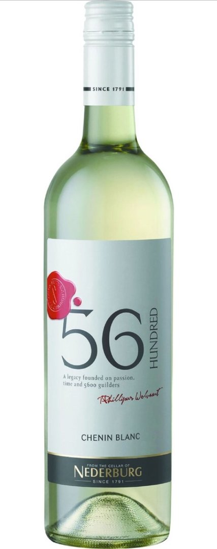 Nederburg 5600 Chenin Blanc 70cl bottle