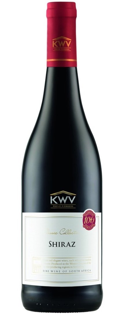 KWV Classic Collection Shiraz 2017