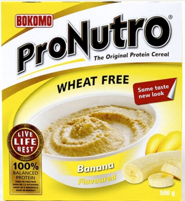 ProNutro Wheat Free Bananal 500g