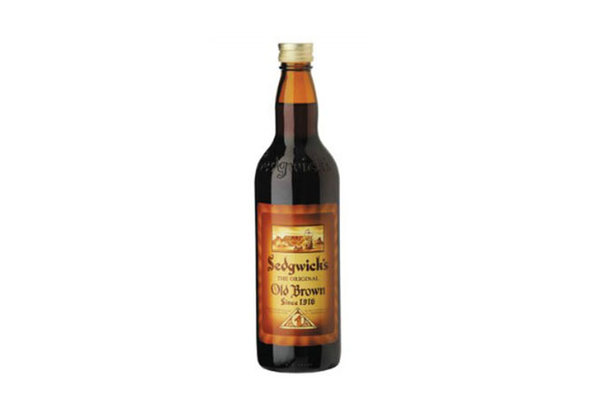 SEDGWICK'S OLD BROWN SHERRY (750ML)
