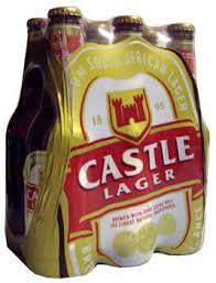 Castle Lager 6 Pack